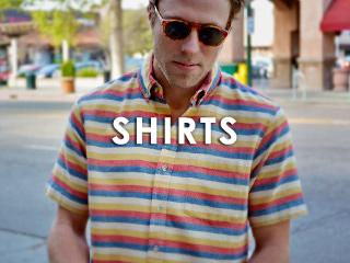 Jed & Marne | Handwoven Shirts Made in Guatemala